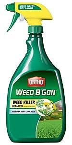 Amazon Com Ortho 0406010 Weed B Gon Weed Killer For
