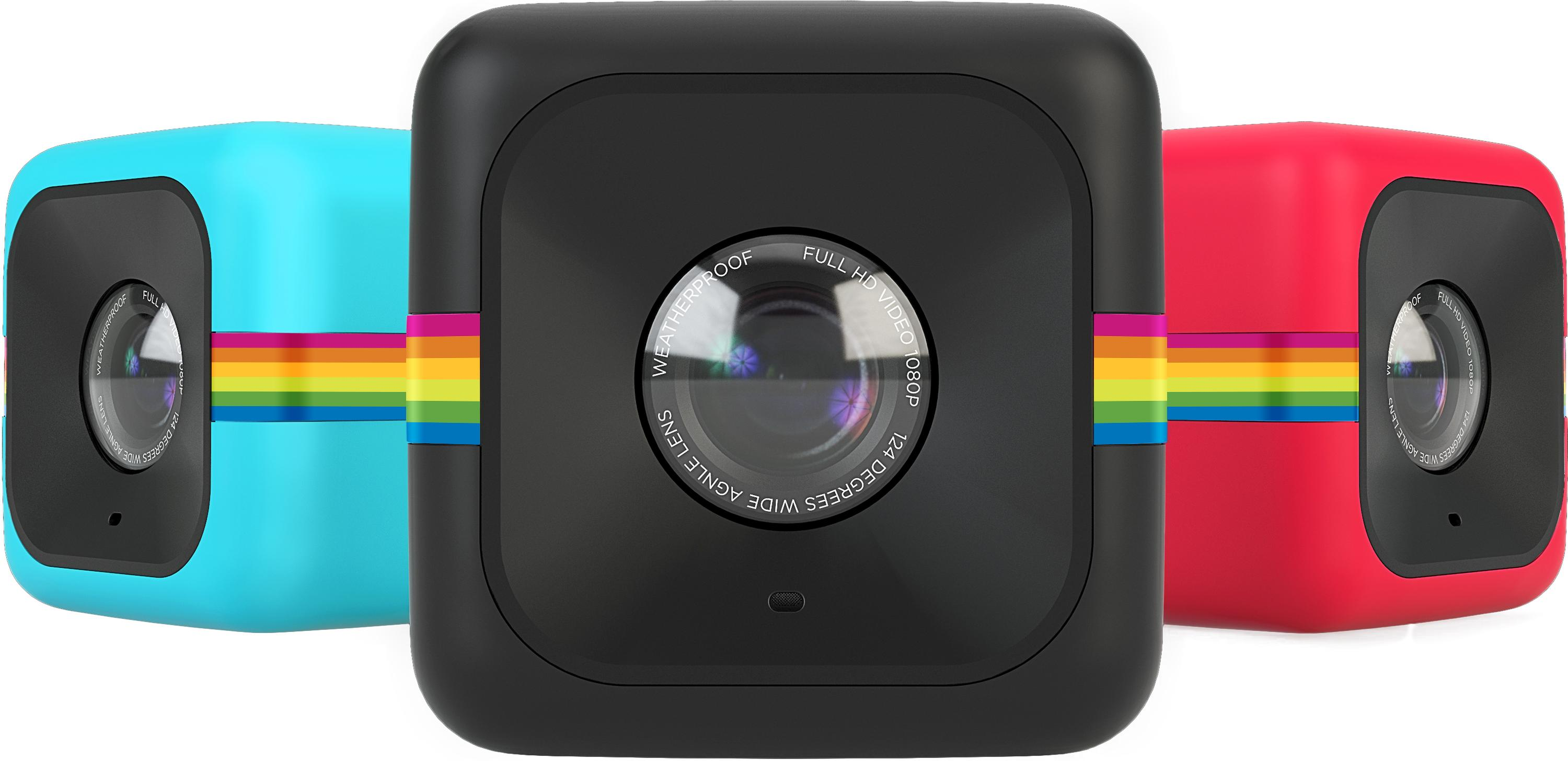 Amazon Com Polaroid Cube Hd 1080p Lifestyle Action Video