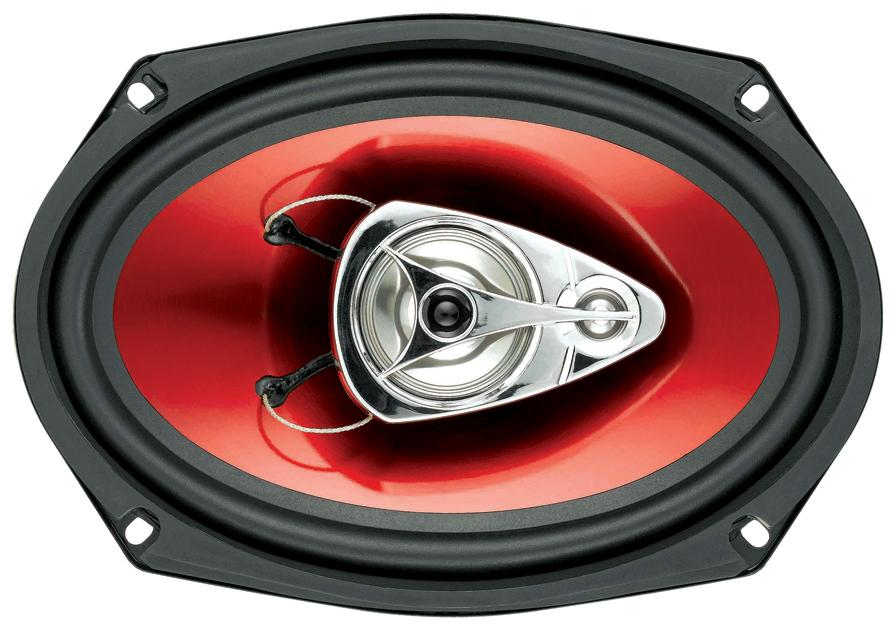Amazon.com: Boss CH6520 Chaos Series 6.5-Inch 2-Way Speakers (Pair): Car Electronics