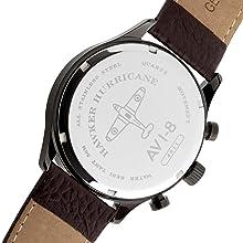AVI-8, Hawker Hurricane, Aviator Watch, Pilot Watch, Quartz Movement, Mens Watch, Watch