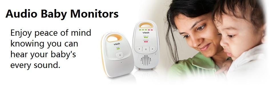 us no 1 vtech dm111 safe sound digital audio baby monitor lazada mala. Black Bedroom Furniture Sets. Home Design Ideas