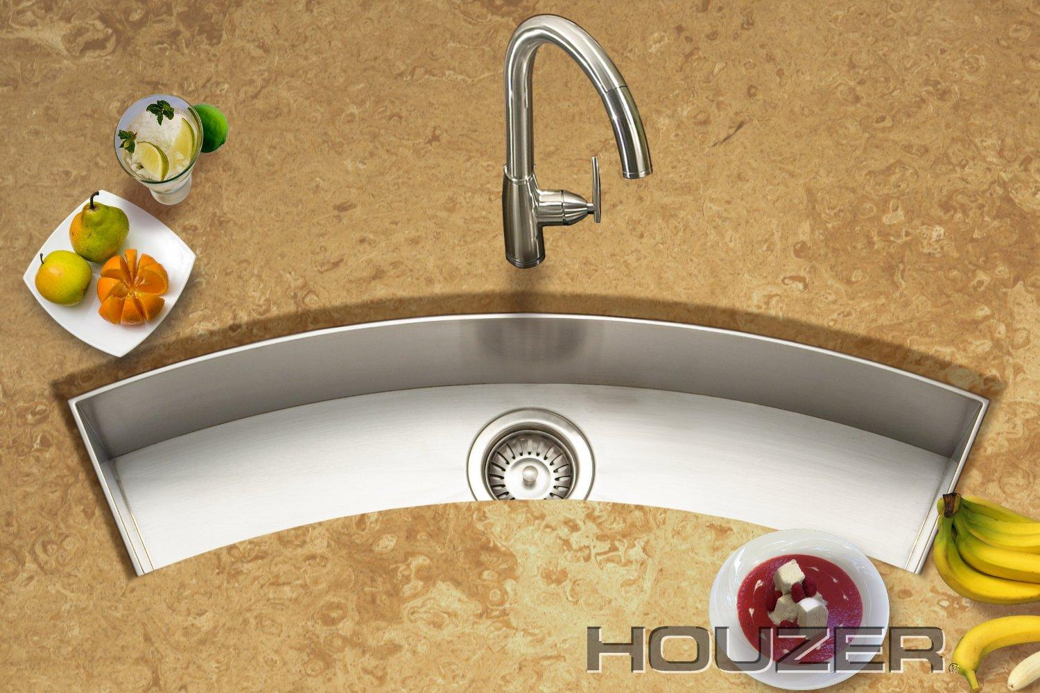 Houzer Sinks : about houzer houzer sinks complement your home and your lifestyle look ...