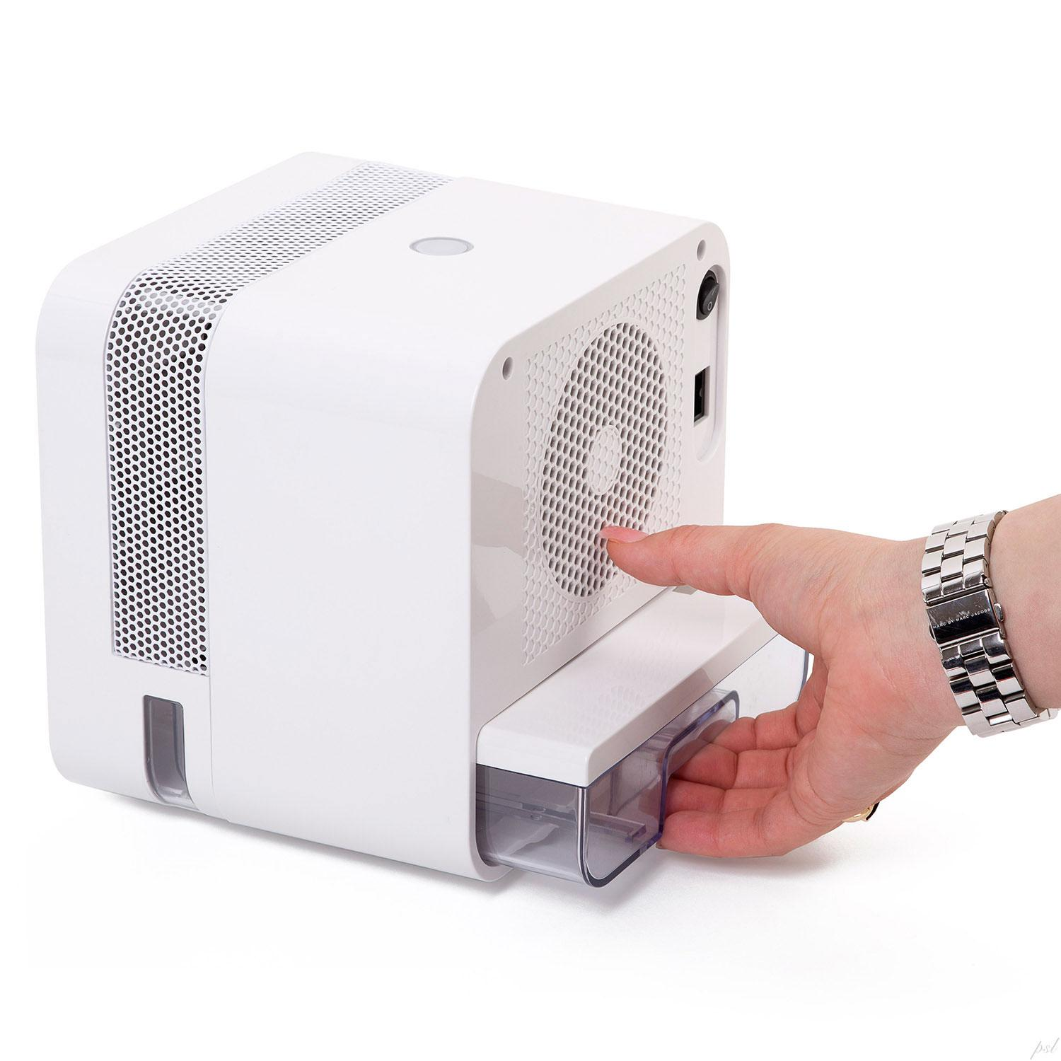 Ivation ERSDM18 Mini Dehumidifier with Both Peltier & Exclusive ERS  #8E513D