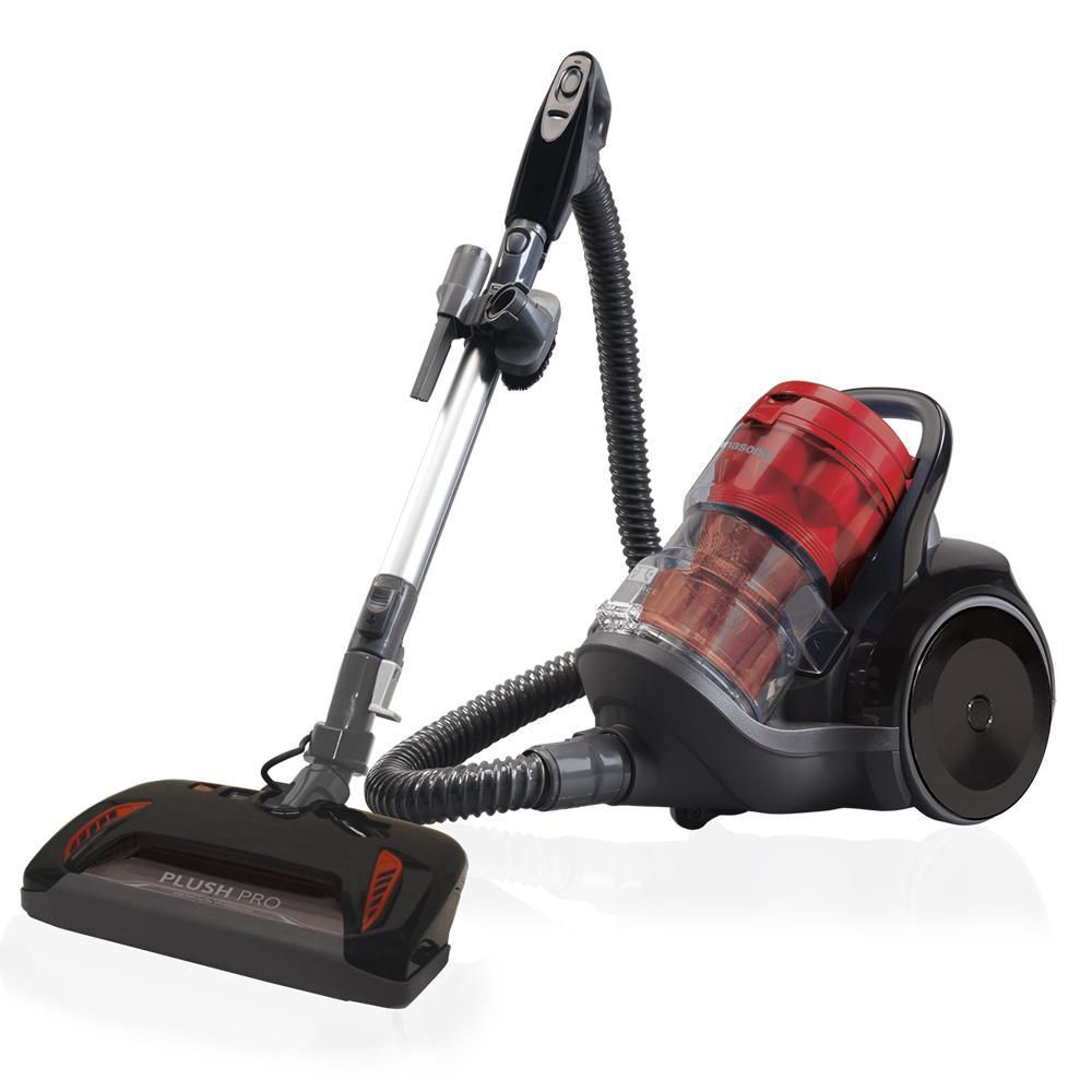 Amazon.com: Panasonic MC-CL945 Plush Pro Bagless Canister Vacuum