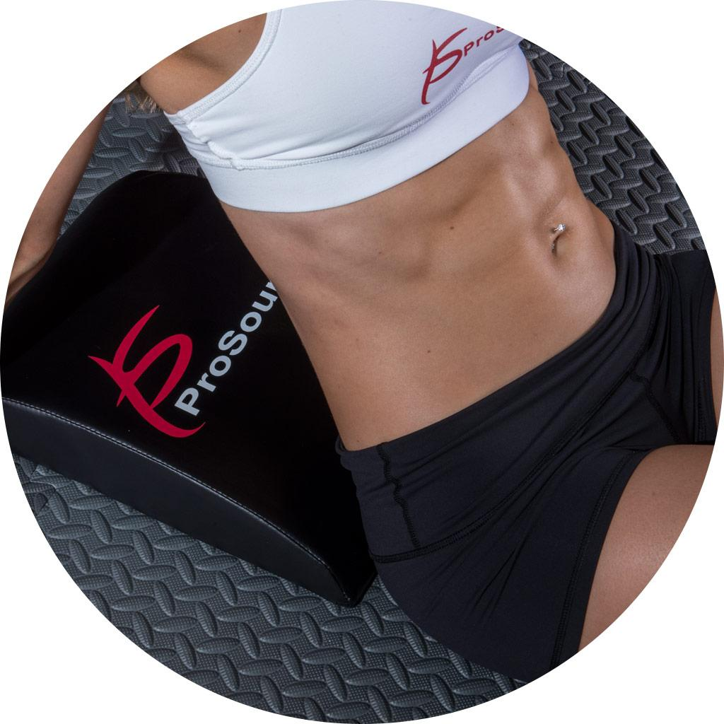 Amazon.com : ProSource Abdominal Ab Exercise Mat Core