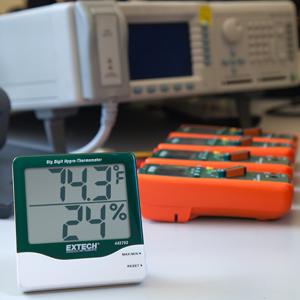 Hygrometer, Accurate