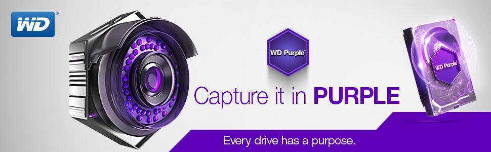محرك الأرجواني مراقبة فيديو التخزين الصلبة لقطات HD عالية الوضوح نظام الكاميرا الأمنية
