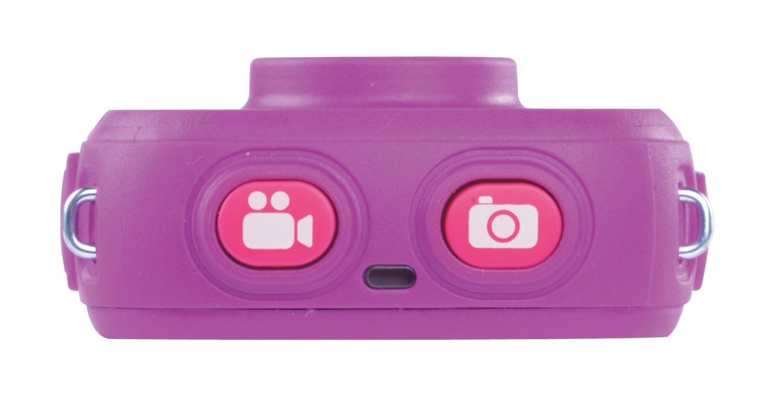 vtech kidizoom action cam purple toys games. Black Bedroom Furniture Sets. Home Design Ideas