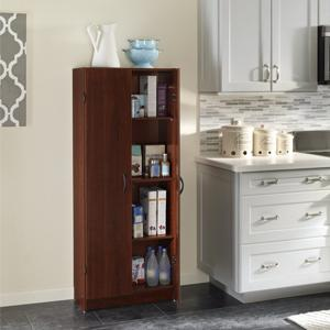Pantry Cabinet: Closetmaid Pantry Storage Cabinet with Cabinet ...
