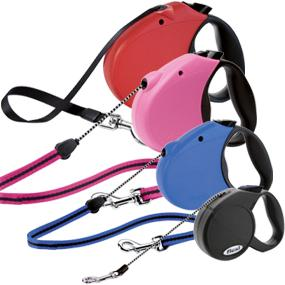 flexi Freedom, the original, Made in Germany, Retractable Leash, flexi Northamerica, flexi USA