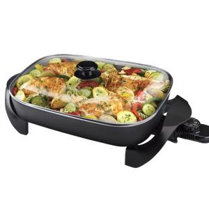"Black and Decker 12"" by 15"" Electric Skillet"