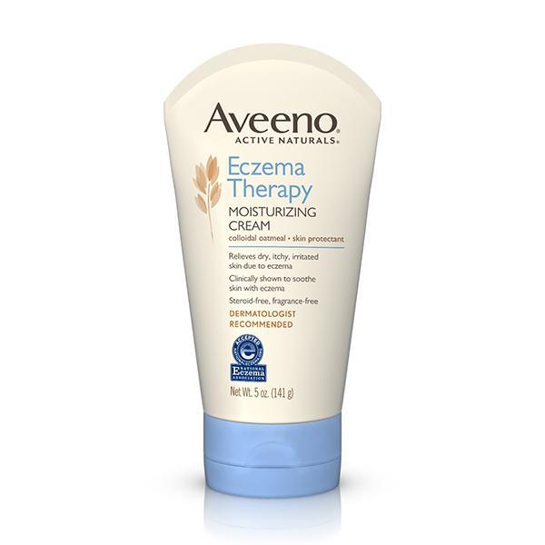 Aveeno eczema cream 5 oz ebay - Aveeno baby colloidal polvere da bagno ...