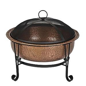 CobraCo Vintage Copper Fire Pit - FTCOPVINT-C