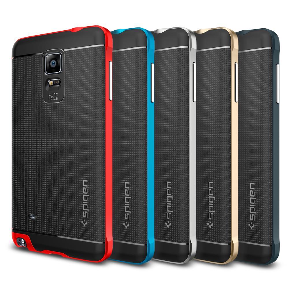 Galaxy note 4 case spigen neo hybrid series case for galaxy note 4