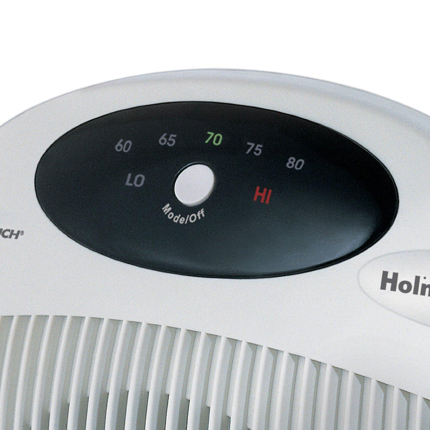 Amazon Com Holmes Heater With 1touch Control And
