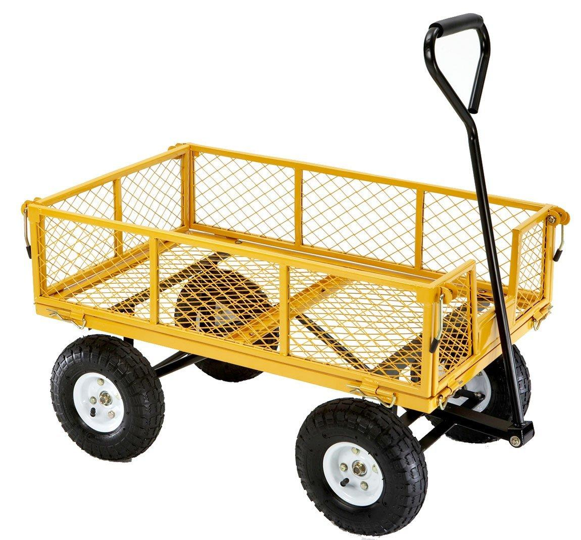 Amazon Com Farm Amp Ranch Fr1245 2 Steel Utility Cart With