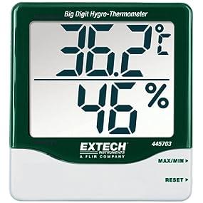 445703, Humidity Temperature Indicator, thermometer, hygrometer, Humidity Indicator, Temperature Ind