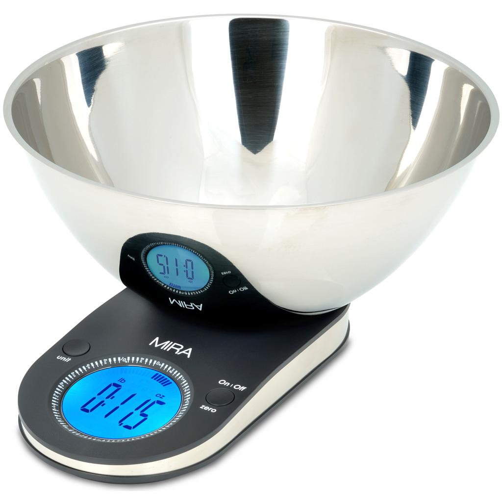 Mira brands digital kitchen scale with for Kitchen scale for baking