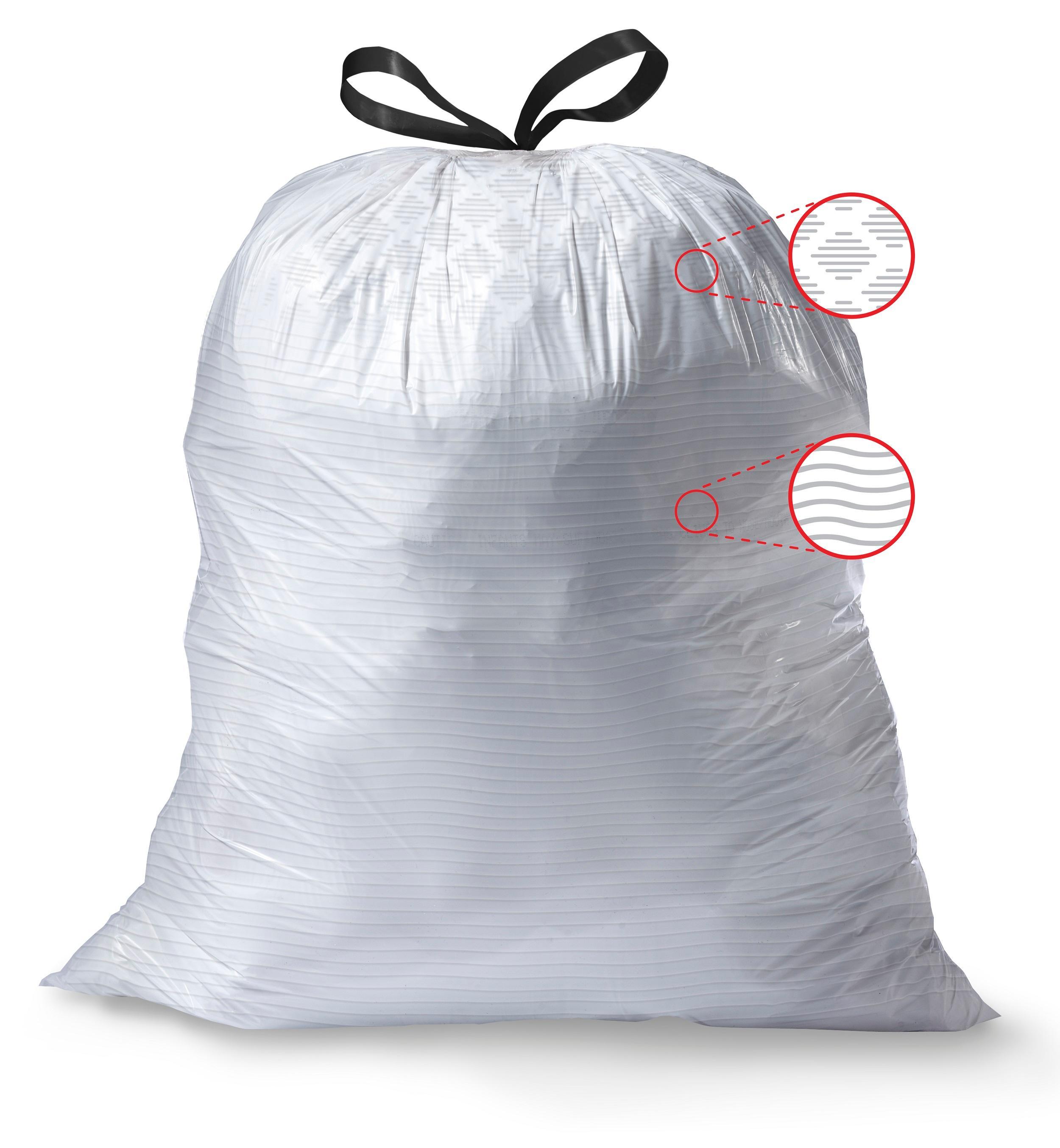 Glad Odorshield Fresh Clean Tall Kitchen Trash Garbage