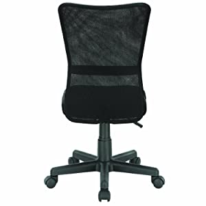 task chair, office chair, sleek, modern, compact