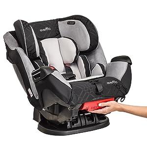 Evenflo, Symphony, Car Seat