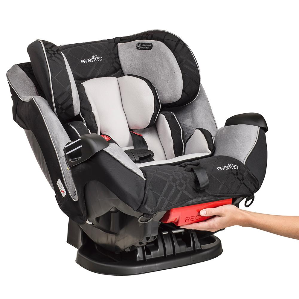 evenflo symphony lx convertible car seat kronus baby. Black Bedroom Furniture Sets. Home Design Ideas