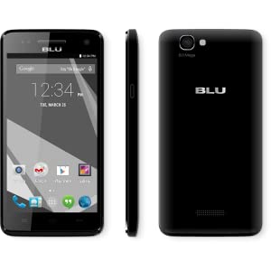 BLU Studio 5.0 C HD Quad Core, Android 4.4 KK, 4G HSPA+ ...