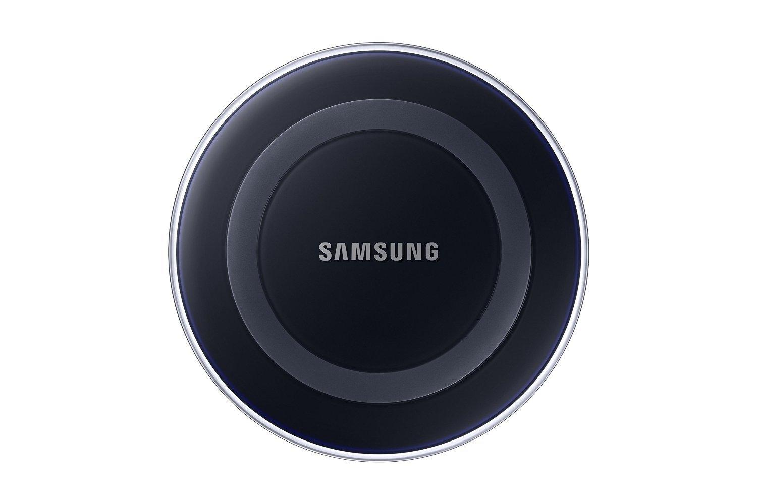 samsung wireless charging pad with 2a wall. Black Bedroom Furniture Sets. Home Design Ideas
