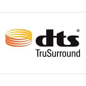 DTS TruSurround.