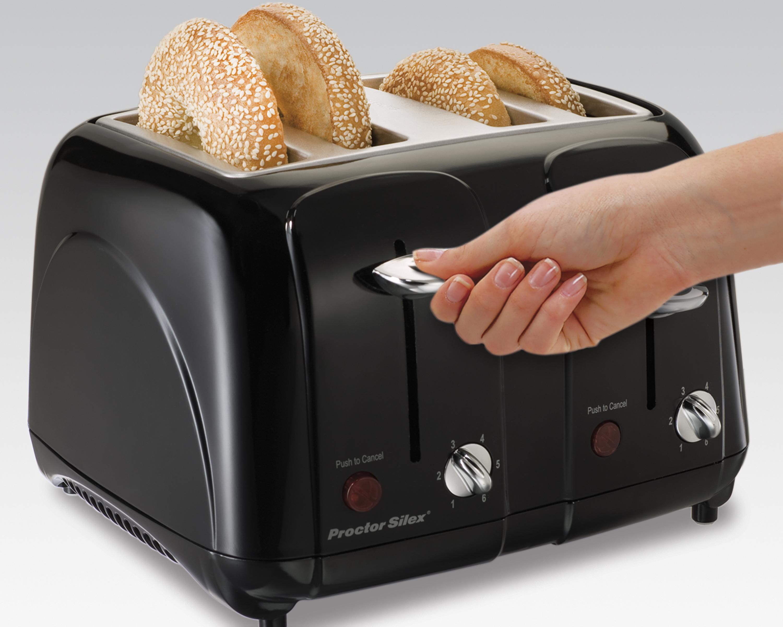 Slice Toasters Cuisinart Stainless Steel Bread Bagel Best
