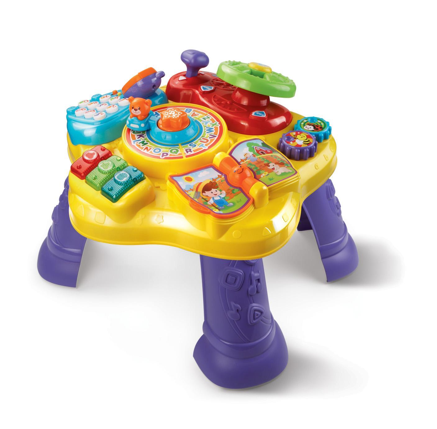 Learning Desk Activity Table Vtech Children Kids Toys
