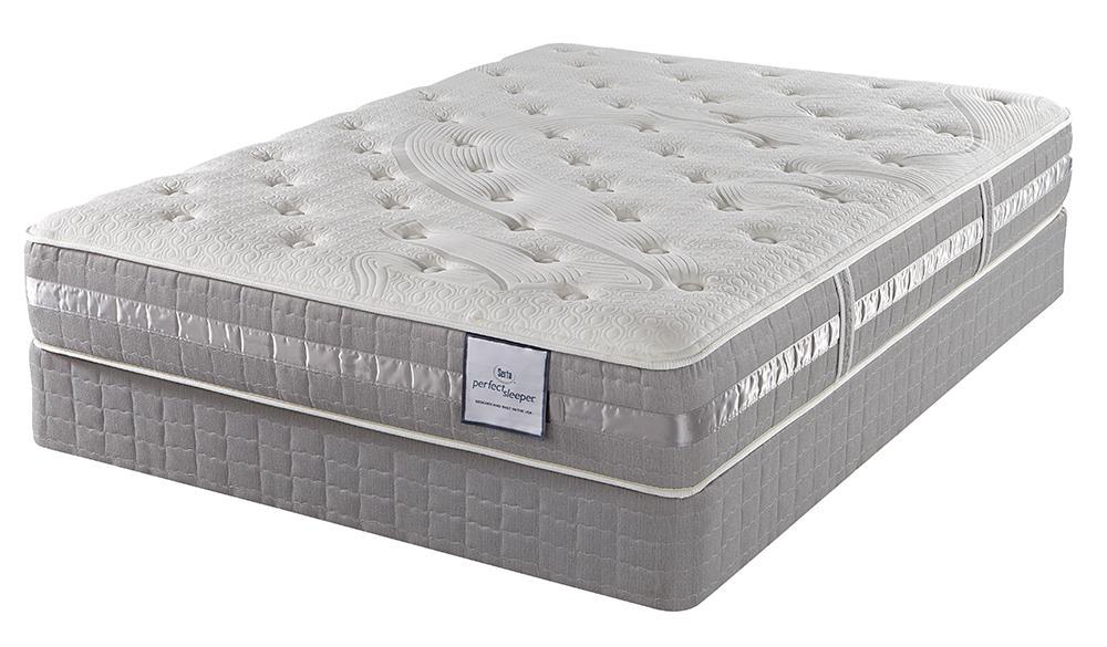 Amazon Serta Perfect Sleeper Hollington Plush