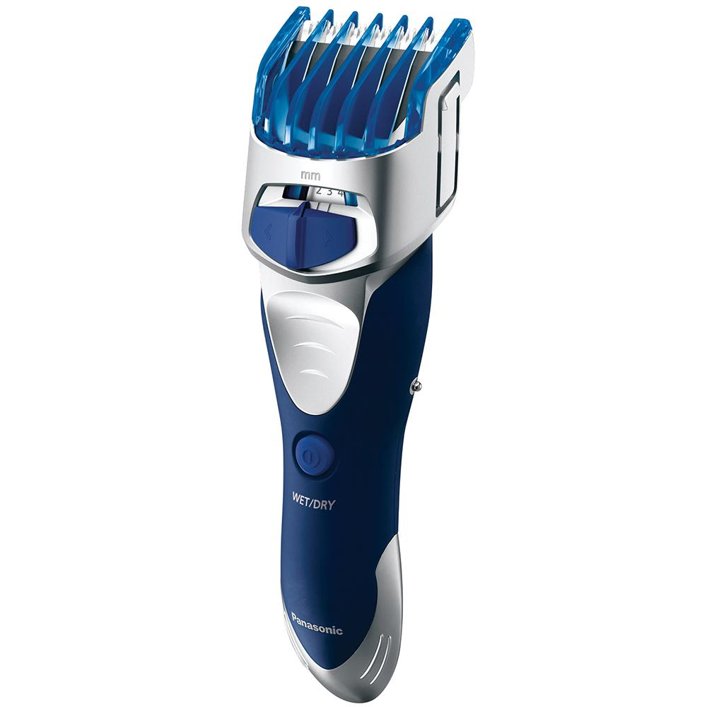 panasonic beard trimmer hair clipper men 39 s cordless with wet dry convenience. Black Bedroom Furniture Sets. Home Design Ideas