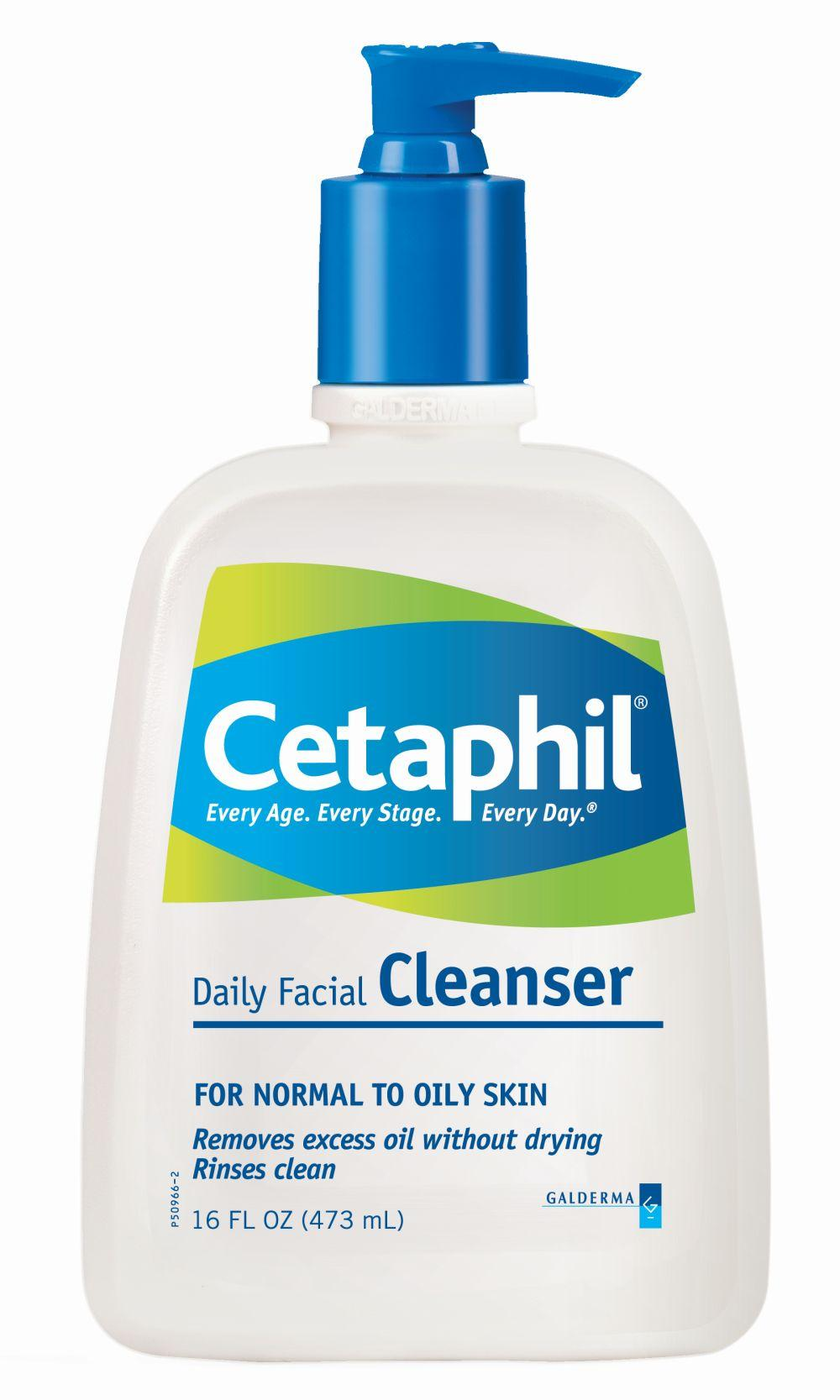 How to use cetaphil daily facial cleanser