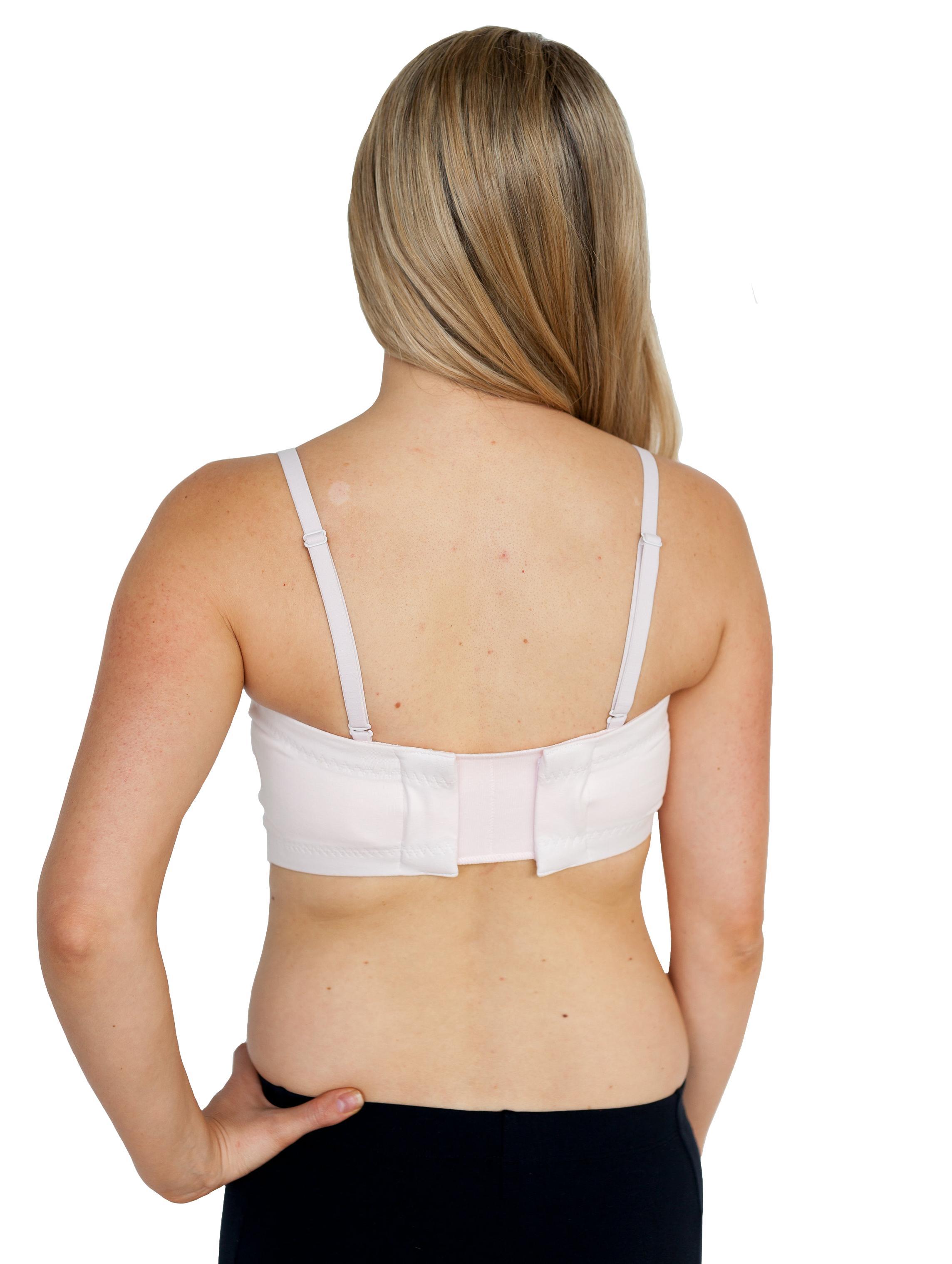 how to make a breast pump bra