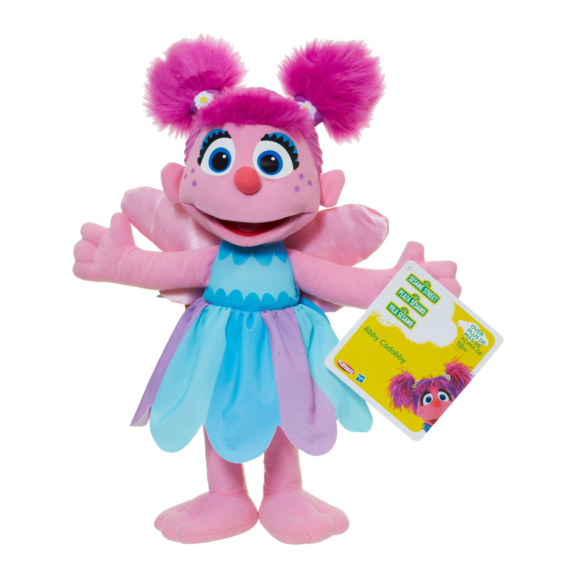 This is a photo of Geeky Abby Cadabby Images