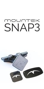 Mountek nGroove SNAP3 cd slot car mount holder for iPhone 6 Plus