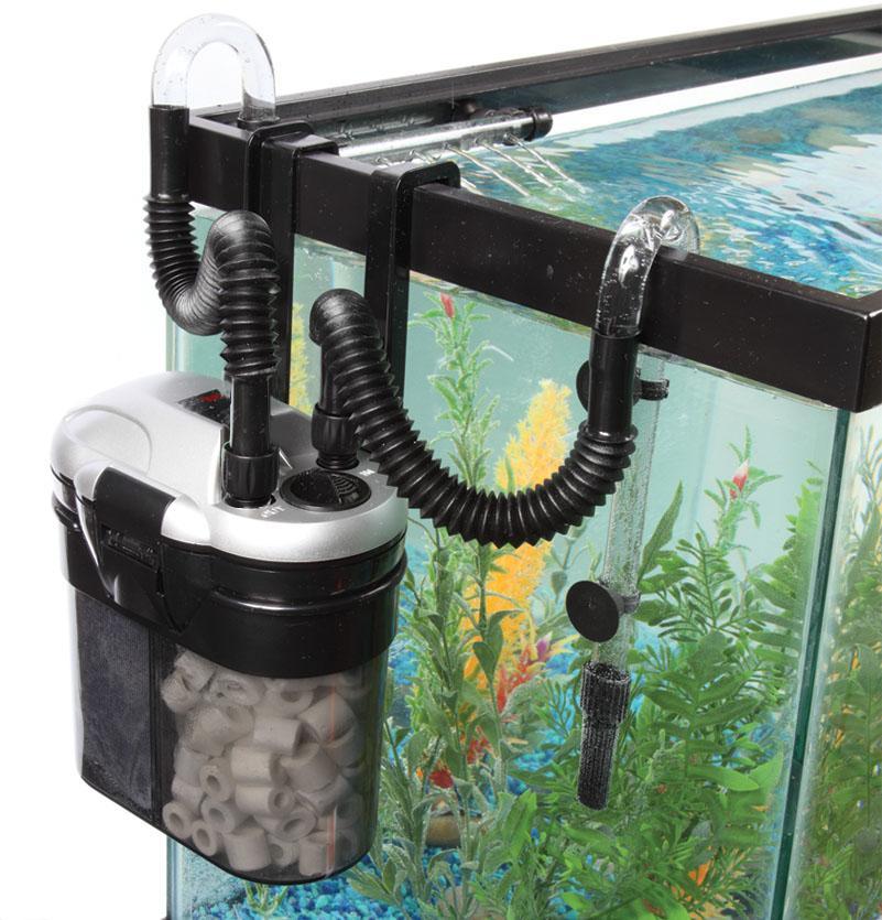 Kollercraft tom rapids mini canister filter for Filtration aquarium
