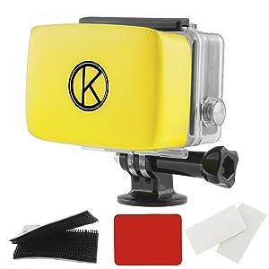 gopro hero camera floaty float backdoor back door buoy floating accessory accessories