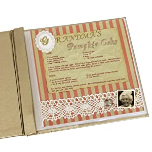 "Memory Book 8"" x 8"" Scrapbook Mini Page Protectors"