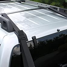 Attach with Roof Rack