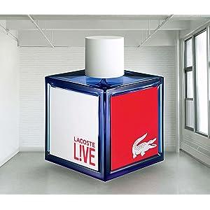 best cologne perfume fragrance for men Lacoste Live L!VE