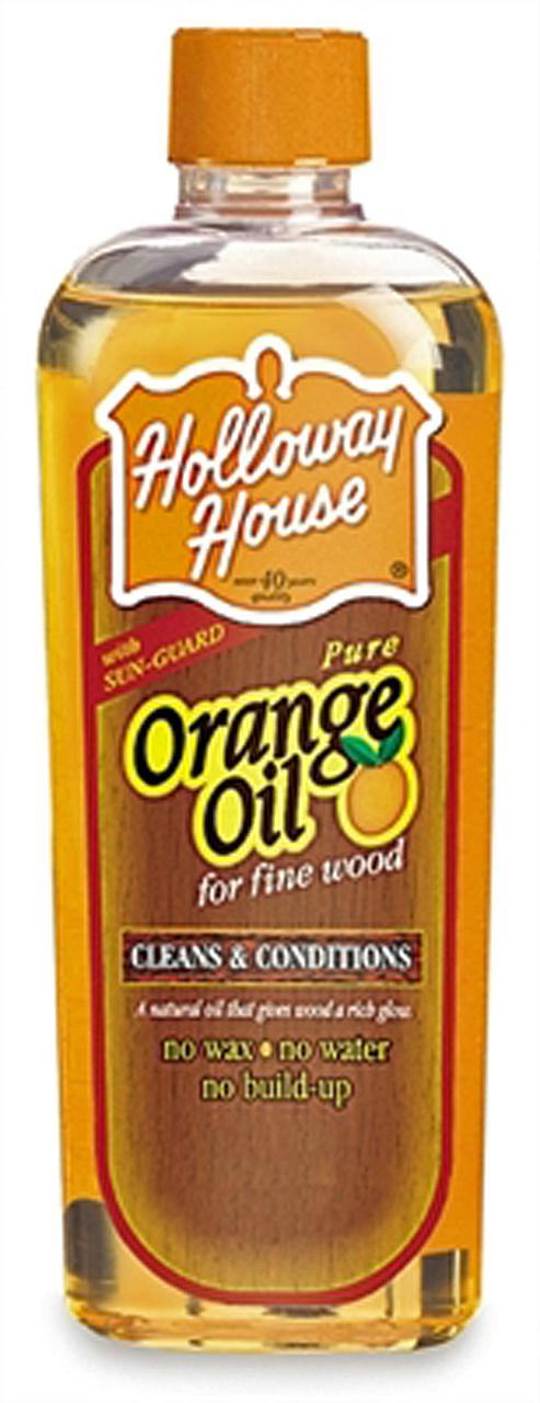 Amazon.com - Holloway House Pure Orange Oil For Fine Wood, 16 ...