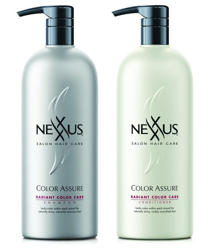 Nexxus Salon Hair Care Shampoo & Conditioner Combo Pack, Color Assure