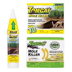 Amazon.com : Tomcat Mole Trap : Home Pest Lures : Patio