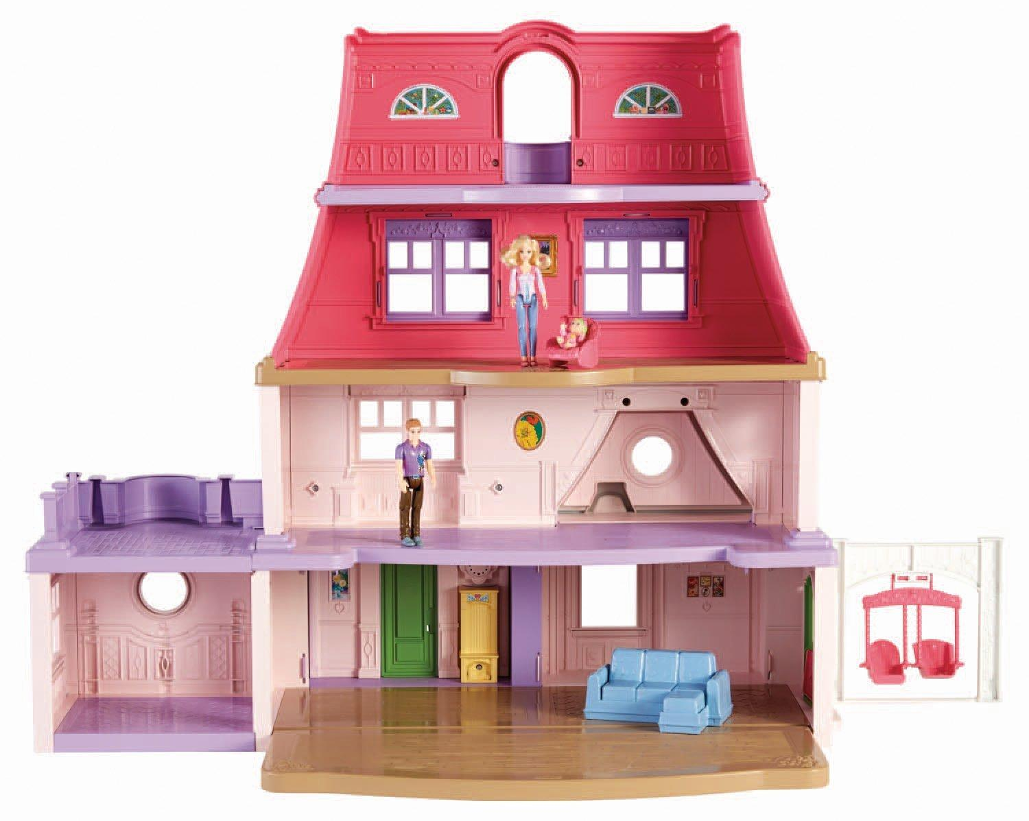 Fisher Price Dream Dollhouse Game
