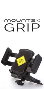 Mountek nGroove GRIP cd slot car mount holder for iPhone 6 Plus