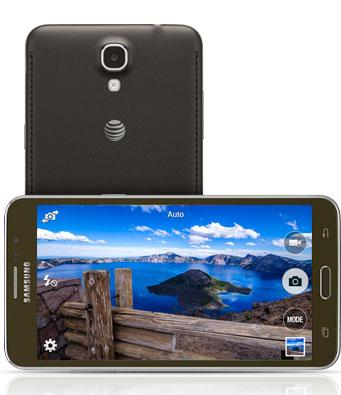 Samsung Galaxy Mega 2, Brown Black 16GB (AT&T)