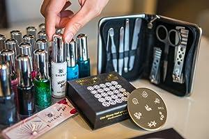 nail stamping image plates opi nail polish acetone