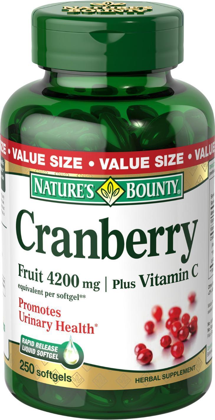 Natures health vitamins